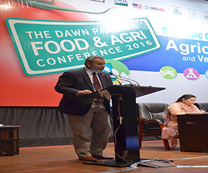 Secretary Agriculture Punjab, Mr. Muhammad Sheheryar Sultan