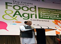 Minister for Agriculture Punjab, Mr. Naeem Akhtar Khan Bhabha